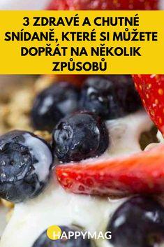 Granola, Blueberry, Fruit, Food, Per Diem, Blueberries, The Fruit, Meals, Yemek