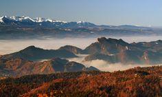 Beskid Sądecki, Pieniny, Magura Spiska i Tatry - wszystkie te pasma objęte obiektywem rodowitego sądeczanina, K. Bańkowskiego.    Beskid Sądecki,Pieniny Mountains, the Tatras and Spiska Magura - all these mountain ranges encompassed in one photo by a native, K. Bańkowski.  #mountains #beskidy #tatry