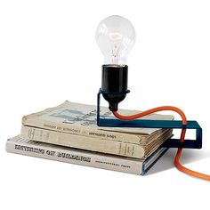 The Clamp Lamp is a small lighting fixture created using simple off-the-shelf…