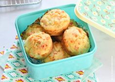 Today I have a delicious recipe for rainbow vegetable savoury muffins to share with you. These yummysavoury muffins make a fun change from sandwiches and pack up beautifullyfor healthy picnic food that the whole family will love. Bake them in advance and they'll take some of the stress out of packing a healthy picnic, so...Read More