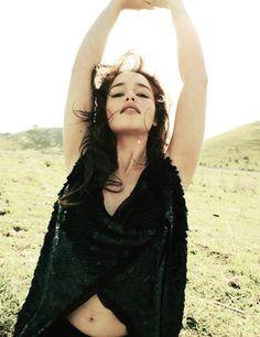 Emilia Clarke.. again http://emilia-clarke.net/gallery/thumbnails.php?album=112