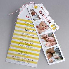 Faire-part de naissance personnalisés, faire-parttendance, marin, original, fets, nouveauté, mixte fpc