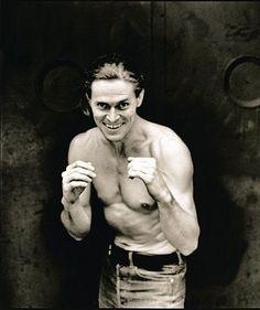 Willem Dafoe fotografiado por Anton Corbijn, 1995