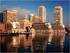 Boston Harbor Hotel Rowes Wharf