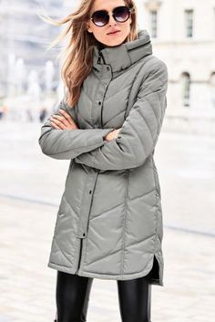 Super warm down jackets for women. Stay cosy with padded & hooded styles. Winter Coats Women, Winter Jackets, Bonfire Night, Chilly Weather, Autumn Winter Fashion, Autumn Fall, Fall Fashion, Padded Jacket, Jackets For Women