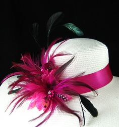 Derby Hat Dress Hat Bridal Hat Kentucky Derby by theoriginaltree, $74.99