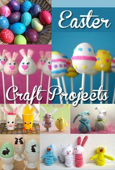 Make It Crafty: 10 Best Kid's Easter Craft Projects -