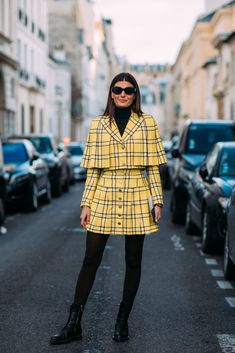 Day 7 | Street Style at Paris Fashion Week Fall 2018 | POPSUGAR Fashion Photo 63