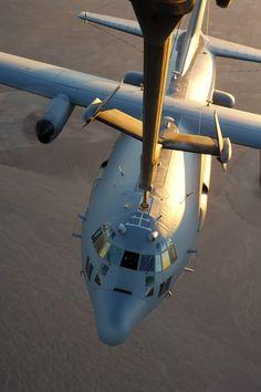 EC-130H Compass Call!