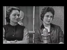 1957 Demonstration of American Dialects/Accents - YouTube
