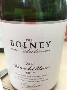 The Bolney Estate Blanc de Blanc Brut 2009