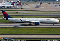 Delta Air Lines Airbus A330-323