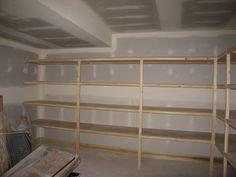 storage room, hopefully this winter