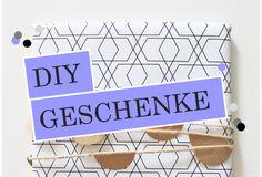 DIY Geschenke - Partystories Blog