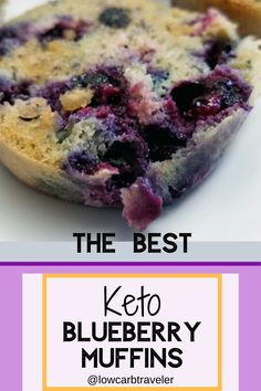 These healthy low carb keto blueberry muffins are delicious. Easy to make and I promise will become a favorite. I add a special ingredient that makes them so tasty. Have you heard of Legendary Foods? Filled with so much goodness, you have to try them! Keto Blueberry Muffins, Baking Muffins, Blue Berry Muffins, Low Carb Desserts, Low Carb Recipes, Protein Recipes, Diabetic Recipes, Breakfast Bars Healthy, Breakfast Recipes