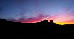 Beautiful Sedona Sun