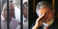 """Oex-ministro da Casa Civil José Dirceu e um dos chefes da """"máfia"""" petista decidiuabrir o bico """" O advogado disse que o Zé está pronto para responder tudo"""". É só falaro qu…"""