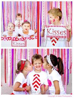 A kissing booth themed photobooth could be so very precious/ adorable/ sweet/ hilarious...  Really depends on the group snapping photos!!