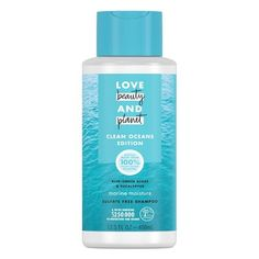 Low Poo for Wavy Hair Recycled Ocean Plastic - Lower Waste Budget Shampoo - great for wavy hair, and better for the planet (This is an affiliate link which costs you nothing but keeps the allwavyhair website running - thanks!)
