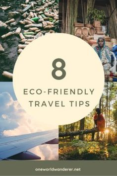 Travel is a beautiful and important part of life, but it often has a dark side: trash and pollution left behind by tourists. Becoming a more eco-friendly traveller is important for not only you, but the world around you. Being a sustainable and eco-friendly traveller is easy if you know how. Read this guide to find out more. #ecofriendly #sustainabletravel
