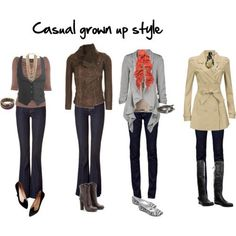 office casual attire for women | Dressing Your Age When You Naturally Look Young - Paperblog