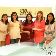 High Tea at Rose