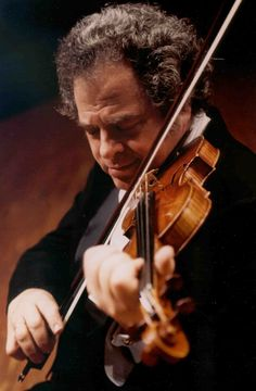 Violin - Itzhak Perlman, Perlman is an Israeli violinist who suffered from polio that left him crippled. He didn't let that stop him from becoming one of the best violinists. Today, he has a violin school and is helping battle polio. Sound Of Music, My Music, Violin Music, Music Den, Music Pics, Reggae Music, Amadeus Mozart, Carnegie Hall, Don Juan