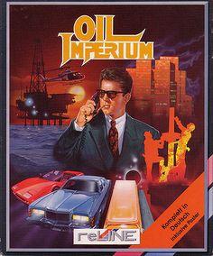 Oil Imperium - C64