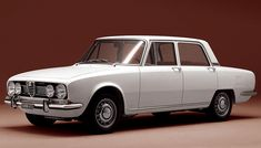 Alfa Romeo 1750-2000 Berlina (1967-1977) - www.autoschrijver.com