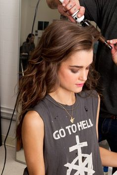 How To Get Messy Waves - Nasty Gal Hair Tutorial