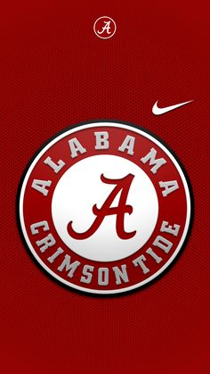 If i attend college this is where i plan on going Roll Tide Alabama, Roll Tide Football, Alabama Logo, Alabama Football Team, Alabama Crimson Tide Logo, College Football Teams, Crimson Tide Football, University Of Alabama, Alabama Wallpaper