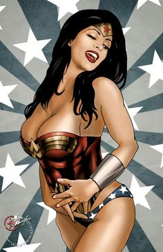 Wonder Woman - Jon Hughes