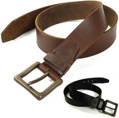 Timberland Mens Belt Genuine Leather Classic Casual Bronze Metal Buckle Sz  32-42 96d067c609