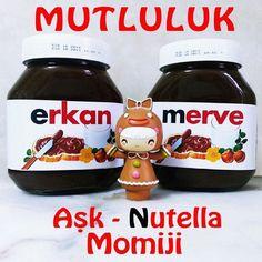 Momiji Treacle.. Aşk, Nutella, Momiji :) @bywonderland  @MomijiHQ  #bywonderland #momijihq #momijidolls #lovemomiji #momijilove #momijilovers