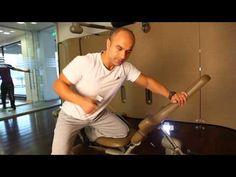 Exerciții pentru umeri și spate -  Kinesis cu Florin Nicolescu