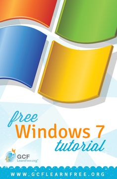 Windows 7 is an operating system launched by Microsoft in 2009 as an upgrade from XP or Vista. Learn all about the new features of #Windows7, what you need to upgrade, and how to customize your computer's settings to fit your needs with this free tutorial from @GCFLearnFree.org.