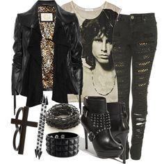Jim Morrison inspired