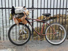 Un vélo tout équipé