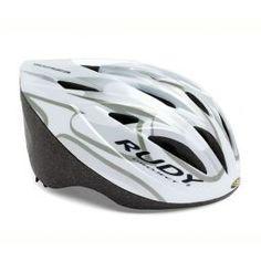 Casco de Ciclismo Rudy Project para niño Skud blanco-plata | Trimundo  $782.00