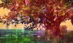 Ağaçlara çaput bağlamak ne anlama geliyor? ¦  Ağaçlara çaput bağlamak geleneğini kökeni Şamanizm