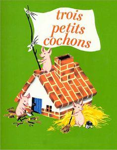 Conte Les 3 petits cochons. http://www.contes.pequescuela.com/conte-3-petits-cochons.html