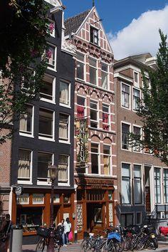 The Hash, Marihuana & Hemp Museum is a museum located in De Wallen, Amsterdam,