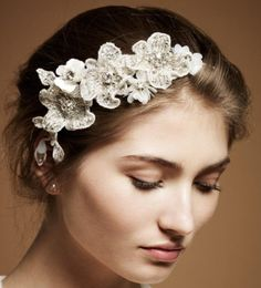 Getting married?  This piece is so pretty and feminine. Jenny-Packham-bridal-2012-collection