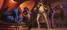100 Ralph McQuarrie concept art images for the Original Star Wars Trilogy