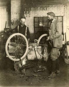Bicycle Blacksmith