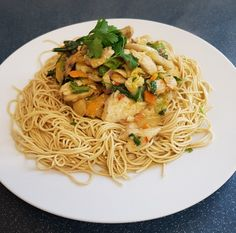 Healthy and nutritious tasty and nutritious Thai chicken satay recipe Thai Chicken Satay, Satay Recipe, Tasty Thai, Easy Food To Make, Yum Yum Chicken, Nutritious Meals, Spaghetti, Healthy Eating, Ethnic Recipes