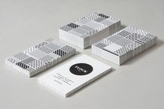 Pattern - Flock Café by Kilo Studio , via Behance