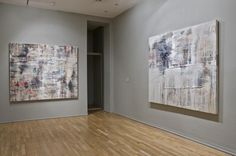 TORN, ROBERT SANDELSON GALLERY, 2008 INSTALLATION SHOT Abstract Paintings, Objects, Gallery Wall, Landscape, Home Decor, Decoration Home, Abstract Drawings, Interior Design, Home Interior Design