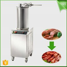 Hot sale Commercial meat sausage processing machine / Sausage Stuffing Machine / electric sausage stuffer