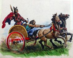 Celtic Chariots